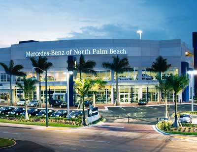 Mercedes north miami beach projects electrical consulting for North palm beach mercedes benz